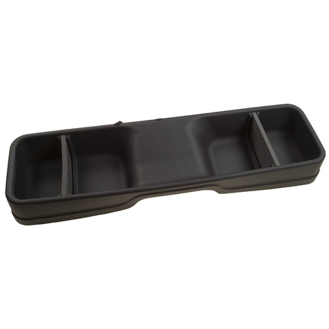 Husky Liners GearBox™ Under Seat Storage Box For 1999-2002 GMC  Sierra 2500 SL   Extended Cab Pickup  9021