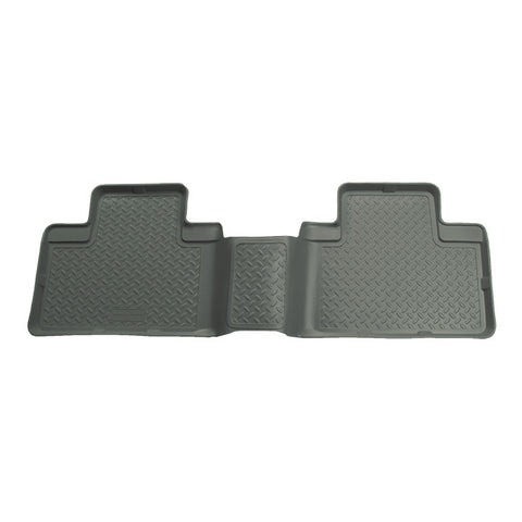 Husky Liners Classic Style 2nd Seat Floor Liner For 2005-2014 Nissan  Frontier   Crew Cab Pickup  66292