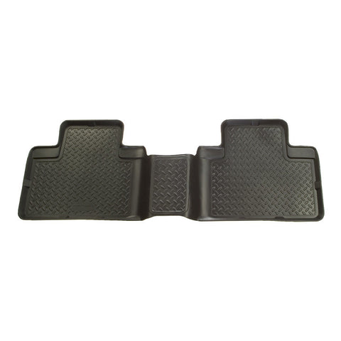 Husky Liners Classic Style 2nd Seat Floor Liner For 2000-2004 Nissan  Frontier   Crew Cab Pickup  66501