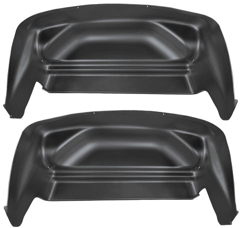 Husky Liners Rear Wheel Well Guards For 2007 Chevrolet  Silverado 2500 HD LTZ  79001