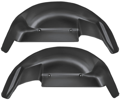 Husky Liners Rear Wheel Well Guards For 2006-2008 Ford  F-150 Harley-Davidson Edition  79101