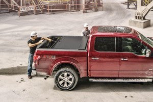 Roll and Lock A-Series Tonneau Cover