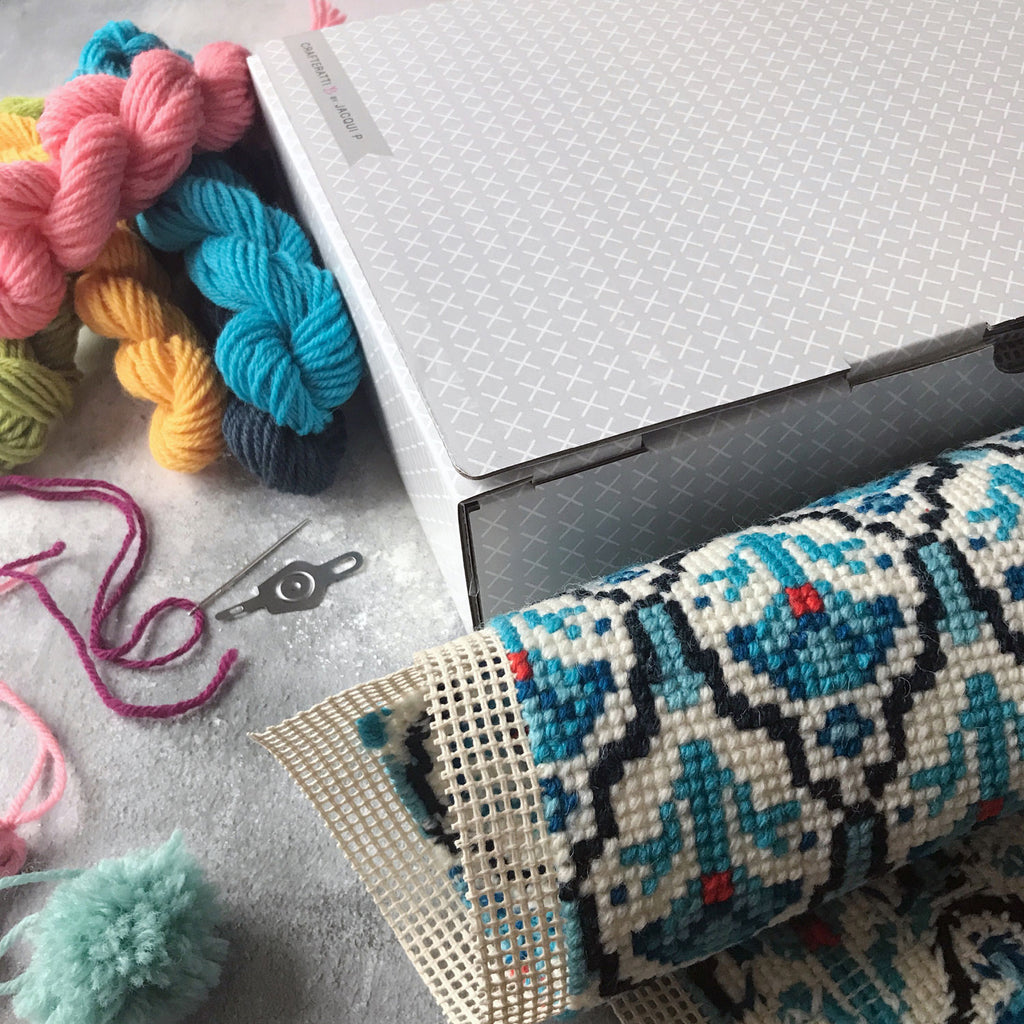 TUTORIAL Cross Stitch Basics