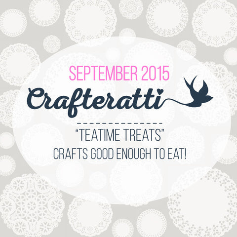 Crafteratti September 2015