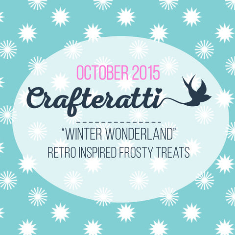 Crafteratti October 2015