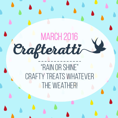 Crafteratti March 2016