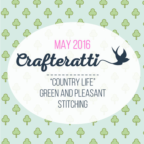 Crafteratti May 2016