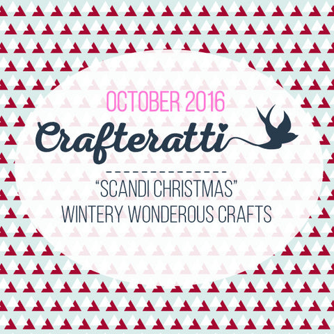 Crafteratti October 2016