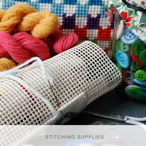 Cross Stitch Supplies