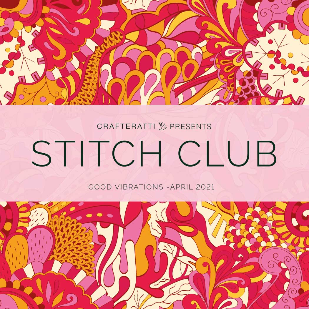 STITCH CLUB BOX - Good Vibrations