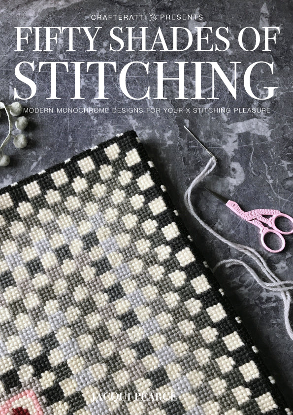 Fifty Shades of Stitching Book