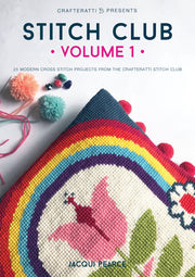 Stitch Club - Volume 1 Book