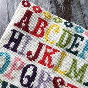 Signature Alphabet Cross Stitch Kit