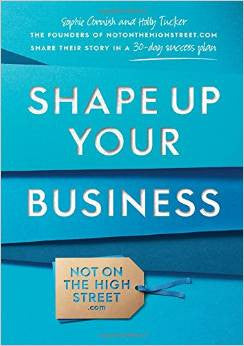 Shape Up Your Business Book
