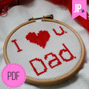 I Love You Dad - Free PDF