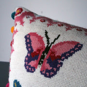 6 Bright Butterflies Cross Stitch Kit - Version 1