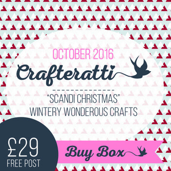 Crafteratti October Box