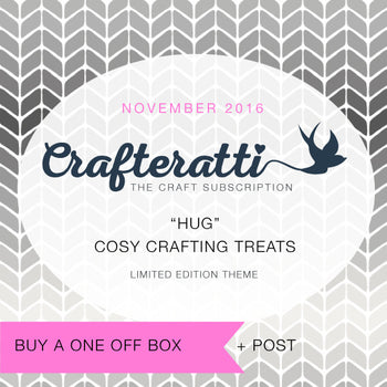 Crafteratti November 16 Box