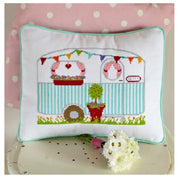 "Vintage Caravan ""Betty"" - Cross Stitch PDF"