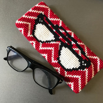 Retro Glasses Case
