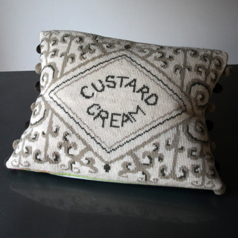 Custard Cream Tapestry Cross Stitch Kit