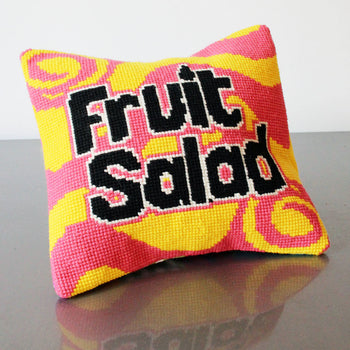Fruit Salad Tapestry Cross Stitch Kit