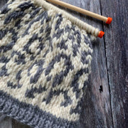 WILD Things Leopard Hat DIY Knitting Kit