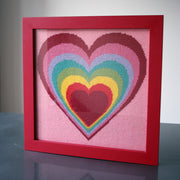 Pulse Heart Tapestry Cross Stitch Kit
