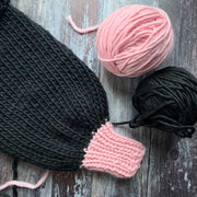 Bella Belle Jumper Merino DIY Knitting Kit