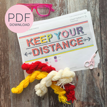 KEEP YOUR DISTANCE PDF CHART **DOWNLOAD