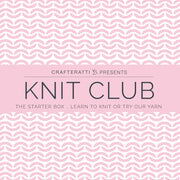 KNIT CLUB The Classic Sweater Starter Box