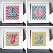Love Letters Set of 4 Cross Stitch Kit