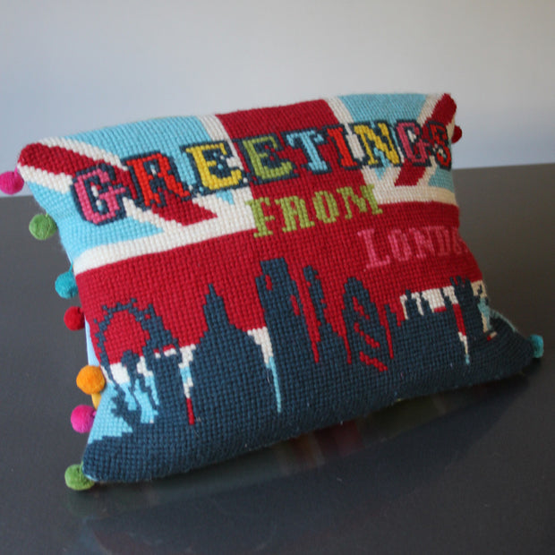 Postcard from London Tapestry Cross Stitch Kit