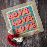 LOVE LOVE LOVE Covid Cross Stitch *LIMITED EDITION* Kit