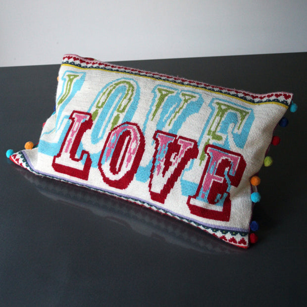 Love Love Cross Stitch Kit