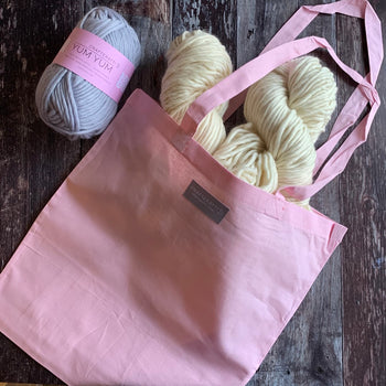 Crafteratti Tote Bag - Pink