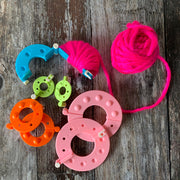 Pom Pom Makers - Set of 4 Mixed