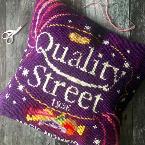 Quality Street Cross Stitch Kit
