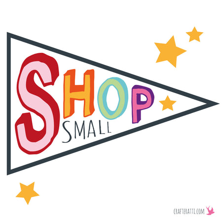 SHOP SMALL Banner FREE