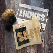 (Look For) SILVER LININGS Metallic Cross Stitch *LIMITED EDITION* Kit