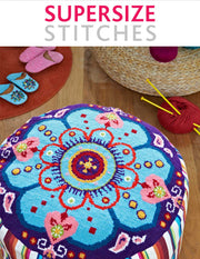 Big Stitch Cross Stitch Book