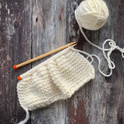 Simple Simon Snood Merino DIY Knitting Kit