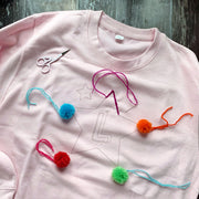 DIY Custom 'Stitch Upon A Star' Childrens Sweatshirt