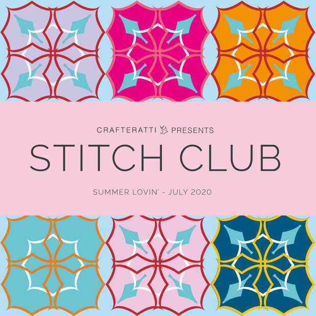 STITCH CLUB BOX - Summer Lovin