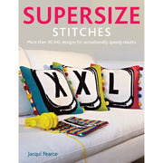 Supersize Stitches Signed Book
