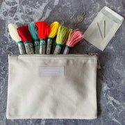 STITCH TOOL BAG - Yarn Bundle Rainbow