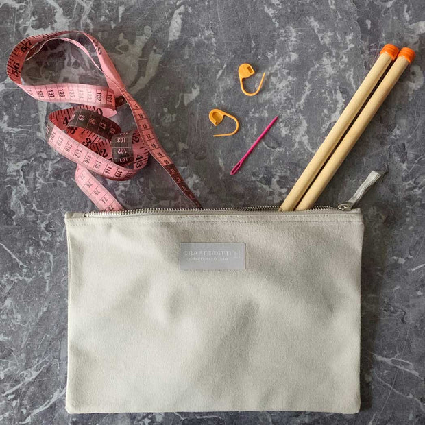 KNITTING TOOL BAG - classic