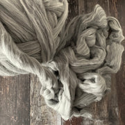 Maxi Merino Wool Yarn 1kg + Natural Grey