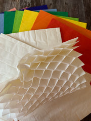 Paper Honeycomb Rainbow pack A3 *SALE*