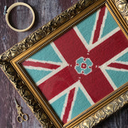 Union Jack Simple Cross Stitch Tapestry Kit